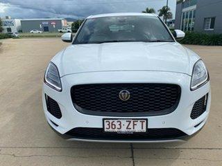 2019 Jaguar E-PACE X540 19MY Standard SE White 9 Speed Sports Automatic Wagon