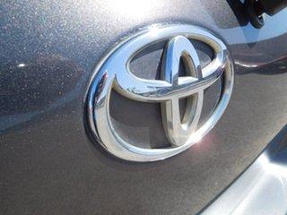 2010 Toyota Yaris NCP90R MY10 YR Grey 5 Speed Manual Hatchback