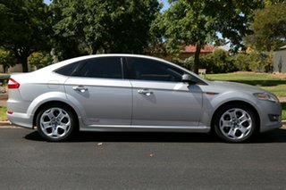 2007 Ford Mondeo MA XR5 Turbo Silver 6 Speed Manual Hatchback