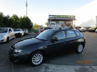 2010 Subaru Impreza MY10 R (AWD) Grey 4 Speed Automatic Hatchback