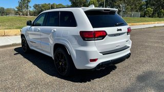 2020 Jeep Grand Cherokee WK MY20 Trackhawk Bright White 8 Speed Sports Automatic Wagon