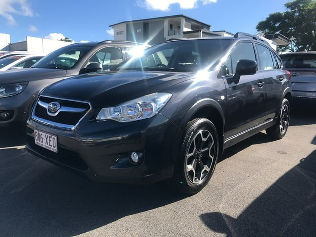 Used Subaru XV G4X MY13 2.0i AWD Mount Gravatt, 2013 Subaru XV G4X MY13 2.0i AWD Grey 6 Speed Manual Wagon