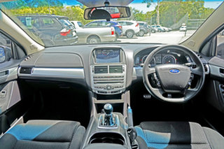 2013 Ford Falcon FG MkII XR6 Grey 6 Speed Manual Sedan