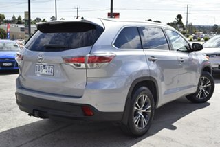 2015 Toyota Kluger GSU50R GXL 2WD Silver 6 Speed Sports Automatic Wagon