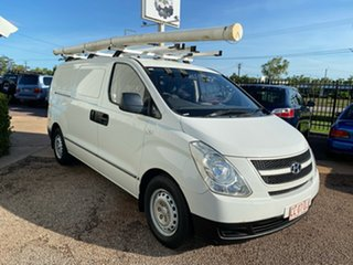 2009 Hyundai iLOAD TQ-V White 5 Speed Sports Automatic Van.