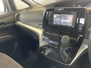 2017 Toyota Tarago ACR50R GLX Silver 7 Speed Constant Variable Wagon