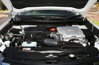2019 Mitsubishi Outlander ZL MY19 PHEV AWD ES ADAS White 1 Speed Automatic Wagon Hybrid