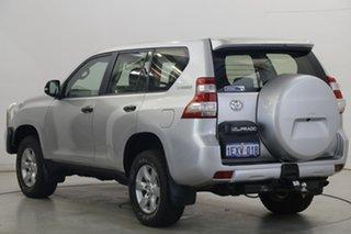 2015 Toyota Landcruiser Prado GDJ150R GX Silver 6 Speed Sports Automatic Wagon