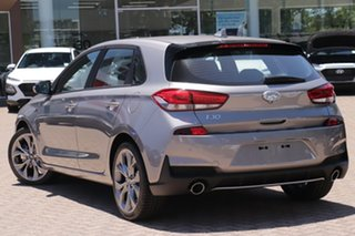 2020 Hyundai i30 PD.V4 MY21 N Line Fluidic Metal 7 Speed Auto Dual Clutch Hatchback.
