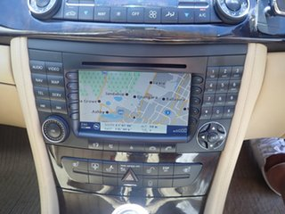 2006 Mercedes-Benz CLS-Class C219 MY07 CLS350 Coupe Metallic Black 7 Speed Sports Automatic Sedan