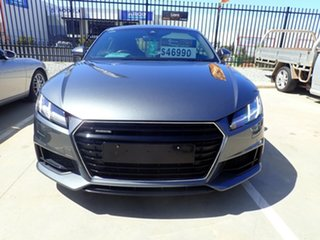 2015 Audi TT FV MY16 Sport S Tronic Quattro Lava Gray 6 Speed Sports Automatic Dual Clutch Coupe.