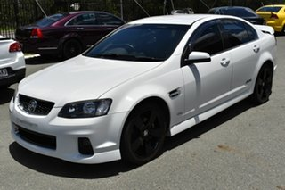2012 Holden Commodore VE II MY12.5 SS Z-Series White 6 Speed Automatic Sedan