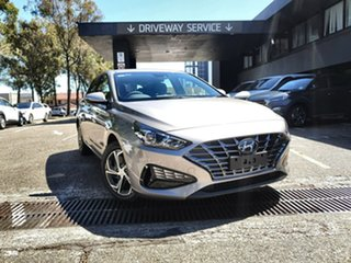 2020 Hyundai i30 PD.V4 MY21 Active M6t 6 Speed Sports Automatic Hatchback.