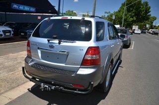 2007 Kia Sorento BL LX Blue 5 Speed Automatic Wagon