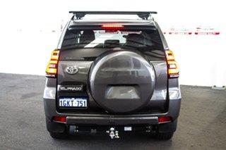 2017 Toyota Landcruiser Prado GDJ150R MY17 GXL (4x4) Graphite 6 Speed Automatic Wagon