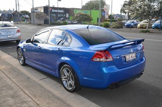 2011 Holden Commodore VE II SV6 Blue 6 Speed Automatic Sedan