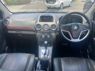 2007 Holden Captiva CG Maxx AWD Black 5 Speed Sports Automatic Wagon