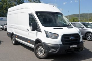 2019 Ford Transit VO 2019.75MY 350e (High Roof) White 6 Speed Manual Van.