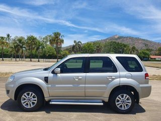 2008 Ford Escape ZD Gold 4 Speed Automatic SUV