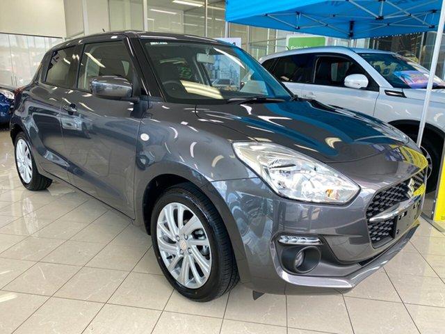 New Suzuki Swift AZ Series II GL Navigator Cardiff, 2020 Suzuki Swift AZ Series II GL Navigator Mineral Grey 5 Speed Manual Hatchback
