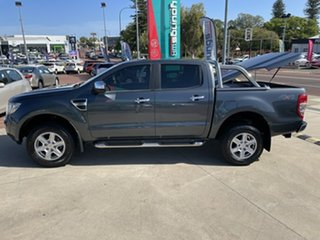 2015 Ford Ranger PX MkII XLT Double Cab Grey 6 Speed Sports Automatic Utility