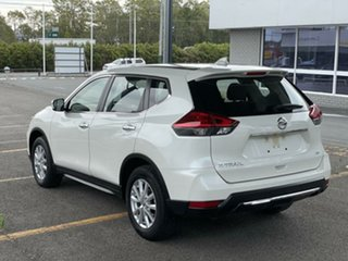2019 Nissan X-Trail T32 Series II ST X-tronic 2WD Ivory Pearl 7 Speed Constant Variable Wagon