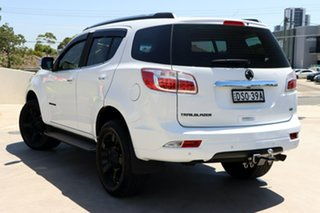 2017 Holden Trailblazer RG MY18 LTZ White 6 Speed Sports Automatic Wagon.