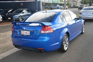 2011 Holden Commodore VE II SV6 Blue 6 Speed Automatic Sedan.