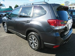 2018 Subaru Forester S5 MY19 2.5i CVT AWD Grey 7 Speed Constant Variable Wagon