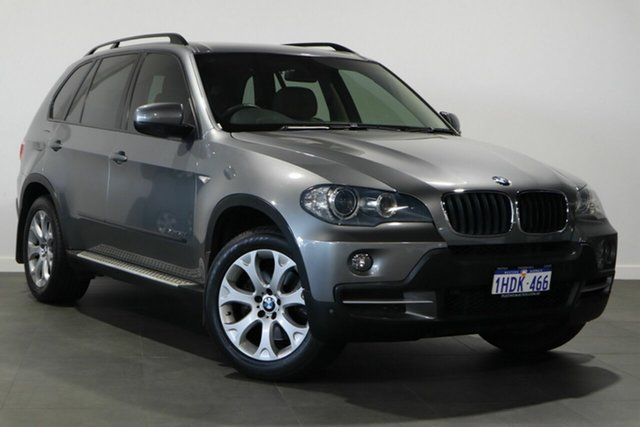Used BMW X5 E70 MY09 xDrive30d Steptronic Bayswater, 2008 BMW X5 E70 MY09 xDrive30d Steptronic Grey 6 Speed Sports Automatic Wagon