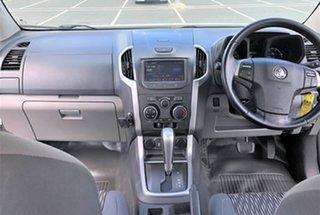 2015 Holden Colorado RG MY15 LS Crew Cab 4x2 White Automatic