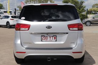 2016 Kia Carnival YP MY16 SI Silver 6 Speed Sports Automatic Wagon