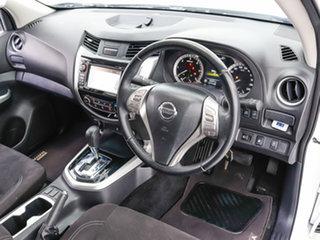 2018 Nissan Navara D23 Series II ST (4x4) White 7 Speed Automatic Dual Cab Utility