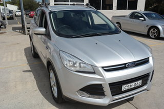 2013 Ford Kuga TE Trend AWD Silver 5 Speed Sports Automatic Wagon.