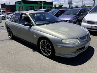 1999 Holden Commodore VT Executive Champagne 4 Speed Automatic Sedan.