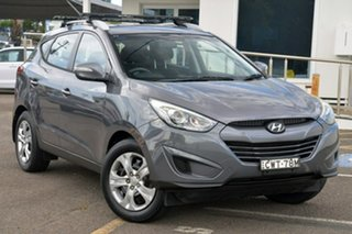 2014 Hyundai ix35 LM3 MY14 Active Grey 6 Speed Sports Automatic Wagon