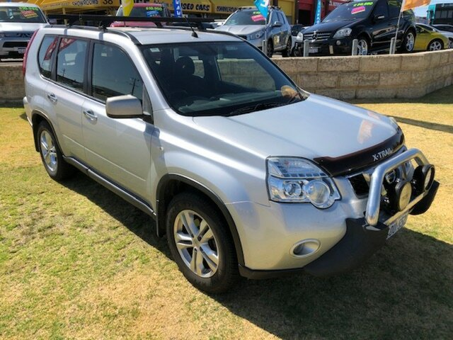 Used Nissan X-Trail T31 Series V ST Wangara, 2013 Nissan X-Trail T31 Series V ST Silver 6 Speed Manual Wagon
