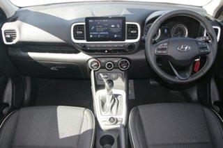 2020 Hyundai Venue QX.V3 MY21 Active Typhoon Silver 6 Speed Automatic Wagon