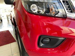 2020 Nissan Navara D23 S4 MY20 SL Burning Red 7 Speed Sports Automatic Utility.