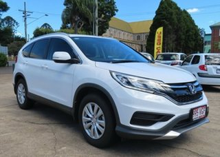 2014 Honda CR-V VTi White Automatic Wagon