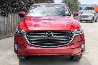 2020 Mazda BT-50 BT-50 B 6AUTO 3.0L DUAL CAB PICKUP XTR 4X4 Red Volcano Crewcab