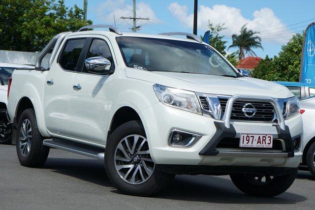 Used Nissan Navara D23 ST-X 4x2 Mount Gravatt, 2015 Nissan Navara D23 ST-X 4x2 White 7 Speed Sports Automatic Utility