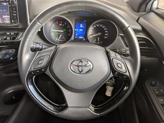 2018 Toyota C-HR NGX10R S-CVT 2WD Silver 7 Speed Constant Variable Wagon