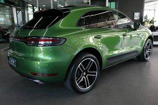 2019 Porsche Macan 95B MY19 PDK AWD Green 7 Speed Sports Automatic Dual Clutch Wagon