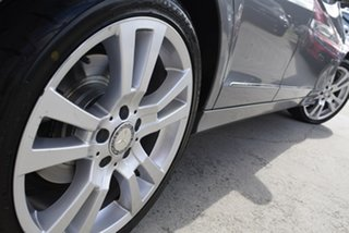 2010 Mercedes-Benz C-Class W204 MY10 C250 CGI Avantgarde Silver 5 Speed Sports Automatic Sedan