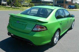 2008 Ford Falcon FG XR6 Green 5 Speed Sports Automatic Sedan.