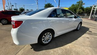 2012 Toyota Camry ASV50R Altise White 6 Speed Sports Automatic Sedan