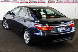 2015 Toyota Camry AVV50R Atara S Indigo 1 Speed Constant Variable Sedan Hybrid.