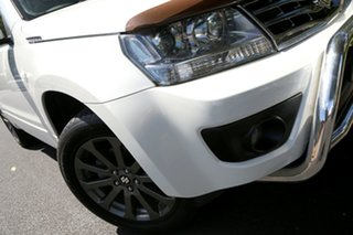 2014 Suzuki Grand Vitara JB Sport White 4 Speed Automatic Wagon.