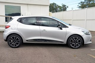 2015 Renault Clio IV B98 Expression EDC Grey 6 Speed Sports Automatic Dual Clutch Hatchback.
